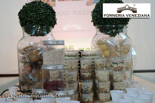 Prodotti presentati al Gluten Free Expo 2017 - Le Granola di Forneria Veneziana