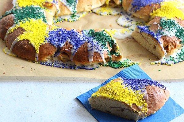Gluten Free King Cake Recipe