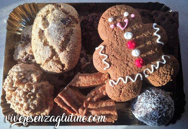 La particciera - biscotti senza glutine Roma