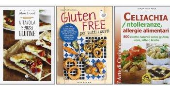 Libri di ricette senza glutine