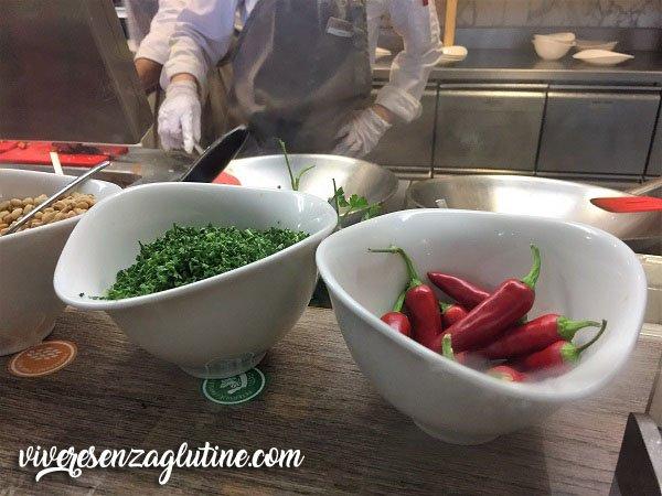 VAPIANO gluten-free cooking