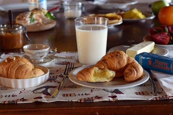Croissant sfogliati senza glutine e senza lattosio