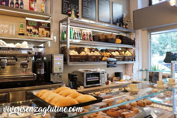 gluten-free places in Milan