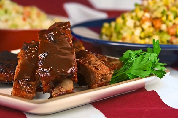 Melt in your mouth ribs recipe (gluten-free)