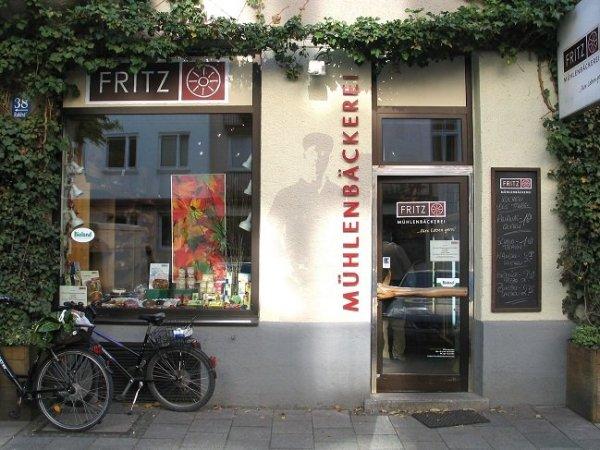 Fritz Mühlenbäckerei - forno senza glutine a Monaco di Baviera