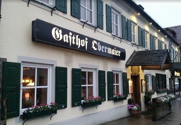 Gasthof Obermaier Munich gluten-free