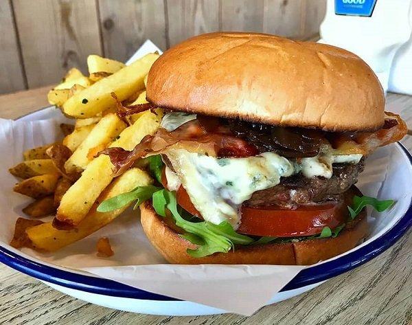 Honest Burgers - hamburger senza glutine a Londra