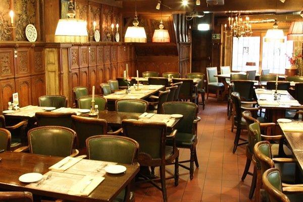 Haesje Claes Restaurant - gluten-free restaurant