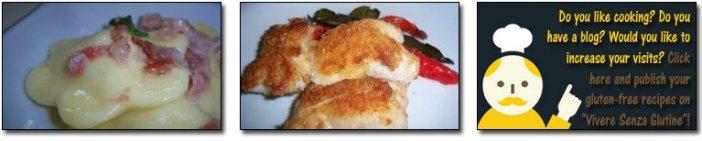 """Send your recipes to """"Vivere Senza Glutine""""!"""