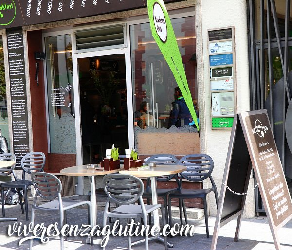 Breakfast Club locale with gluten-free options in Innsbruck