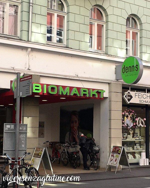 Denn's Biomarkt - supermercato biologico con prodotti senza glutine