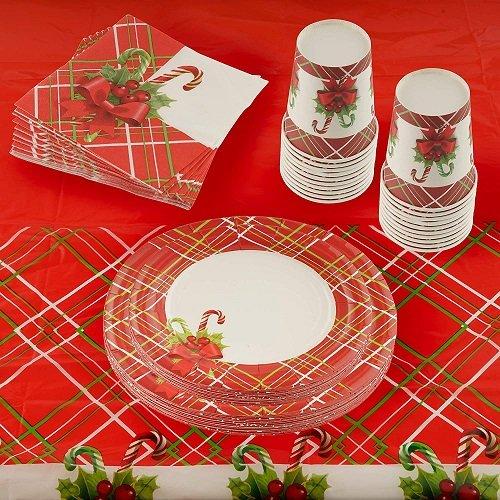 set apparecchiatura Natale