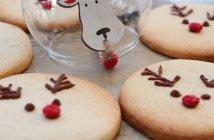 Biscotti Rudolph la renna senza glutine