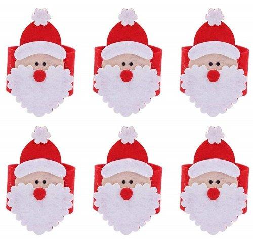 portatovaglioli di Natale