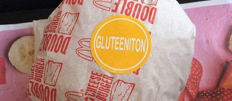 McDonald's gluten-free in Finland