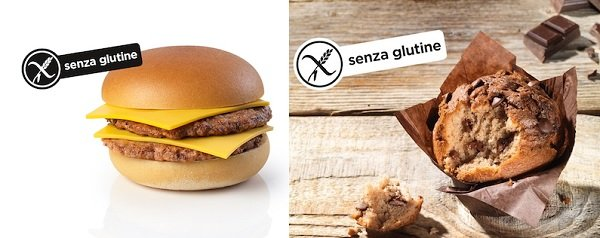 Mcdonald's gluten-free in Switzerland