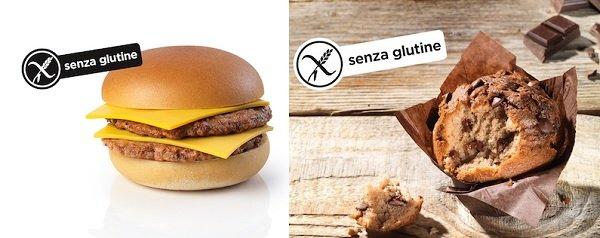 Mcdonald's senza glutine in Svizzera