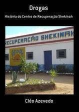 """Capa do livro """"Shekinah"""" no Clube dos Autores"""