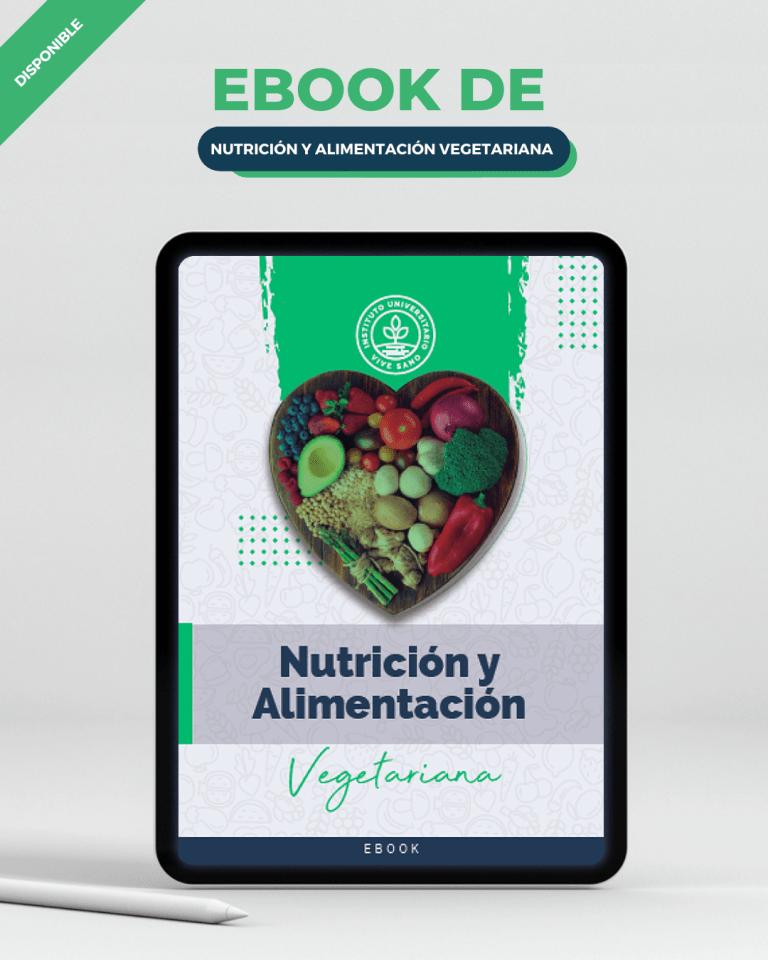 Portadas Ebook Nutricon vegetarina