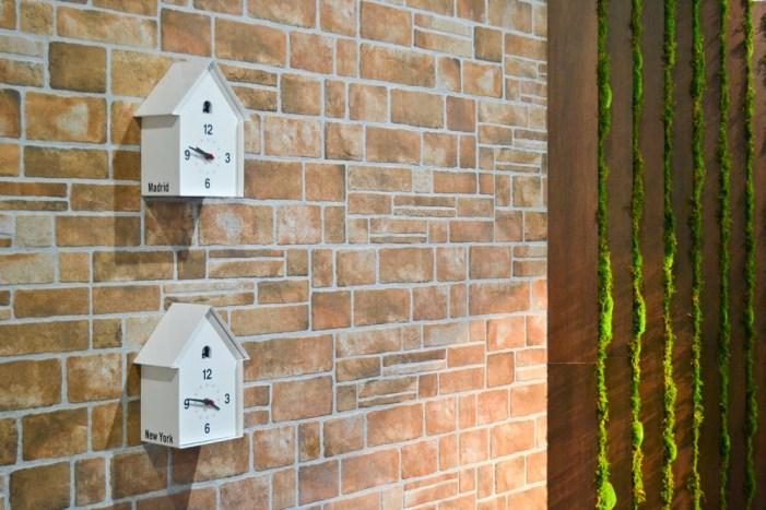 Cualquier pared de tu casa puede quedar espectacular con el diseño Muro