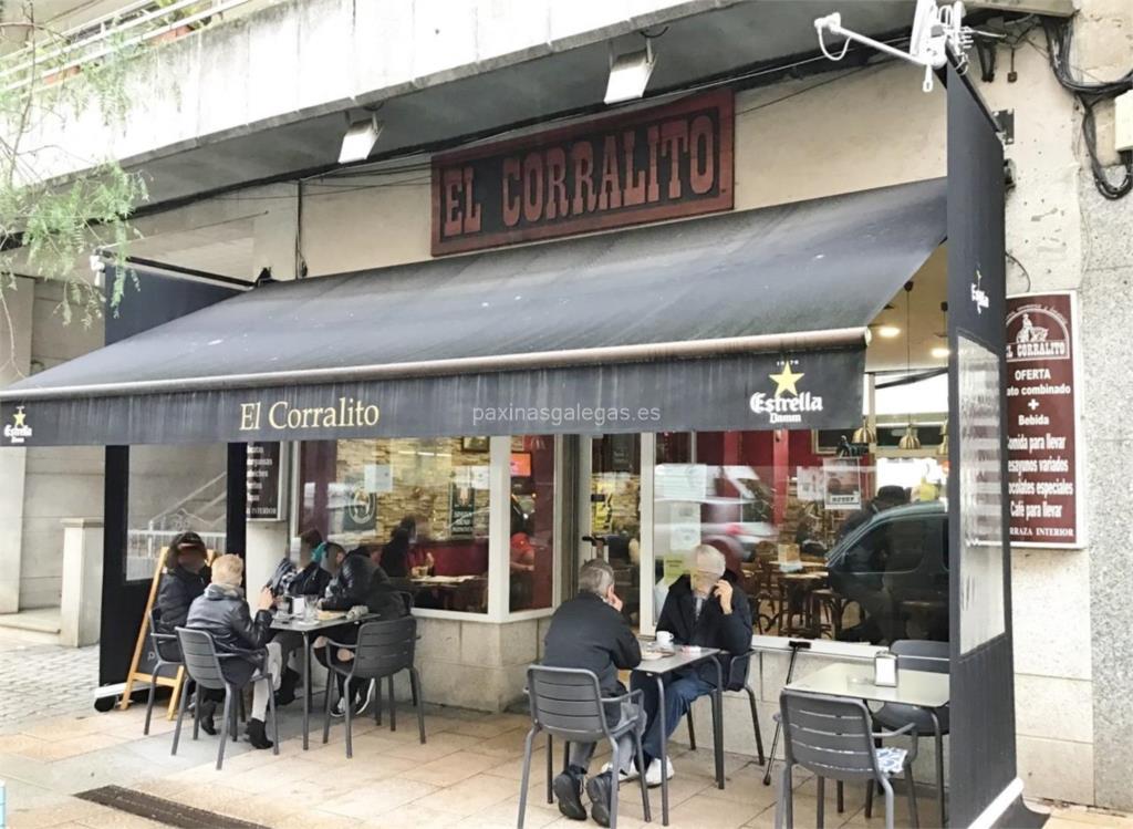 El Corralito (Doctor Carlos Colmeiro 4, detrás de María Berdiales, Vigo