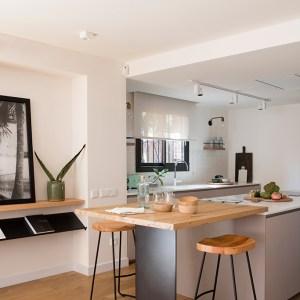 reforma de cocinas con muebles de diseño