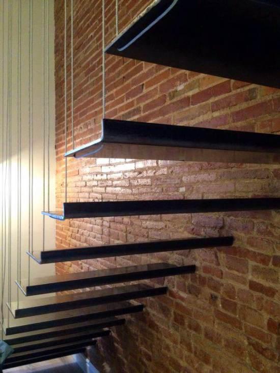 escalera de diseño Vivestudio