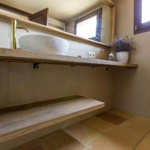 Baño masia palafrugell