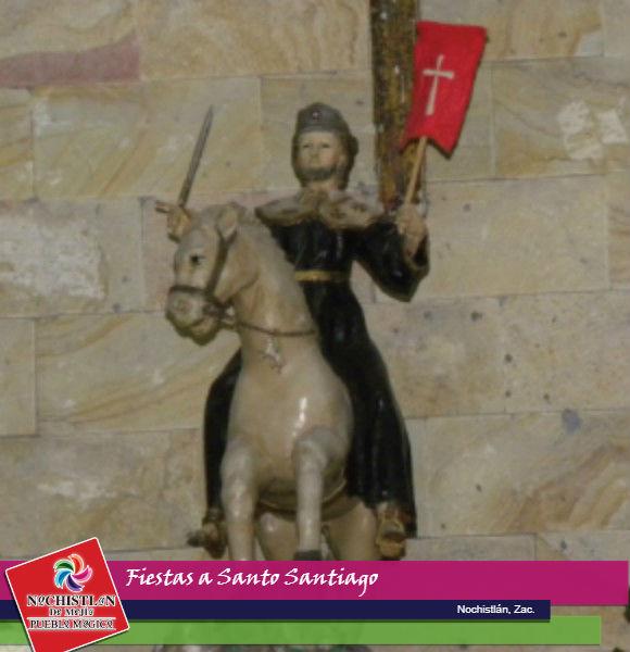 Fiestas a Santo Santiago