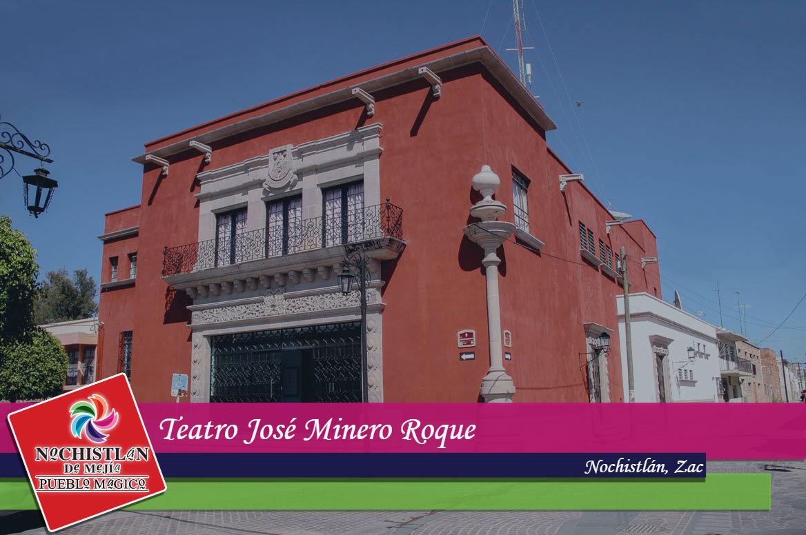 Aniversario del Teatro José Minero Roque