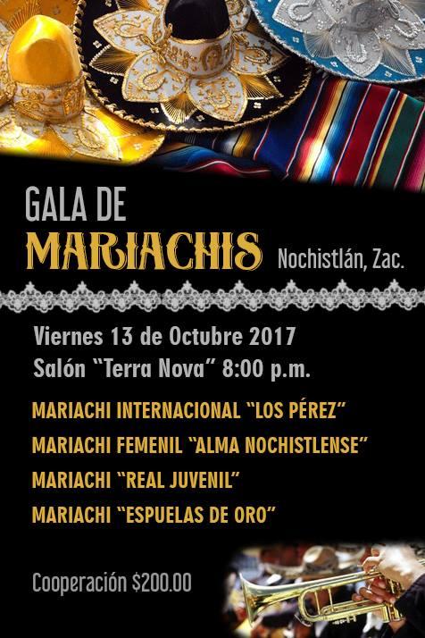 Gran Gala de Mariachis
