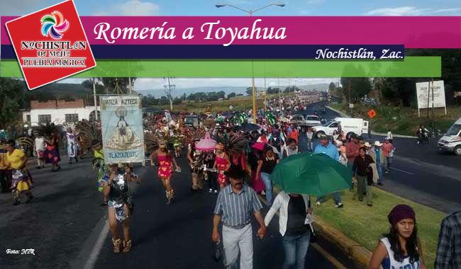 """Romería de """"La Virgen de Toyahua"""""""