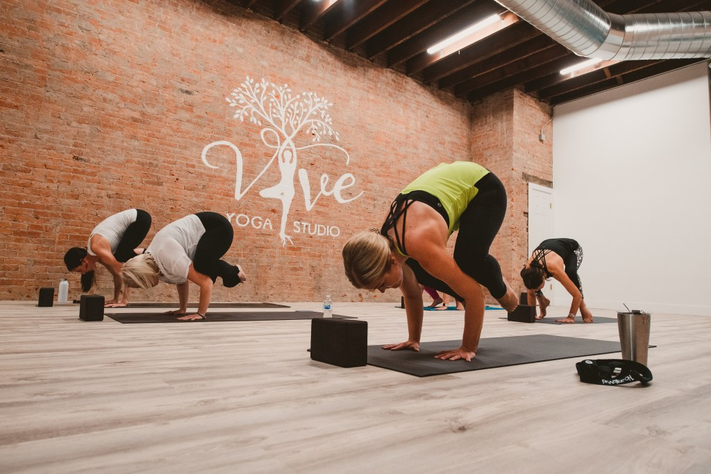 POWER yoga image