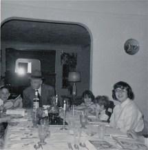 Zeyda and grandkids 1965