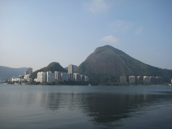 Lagoa lake view