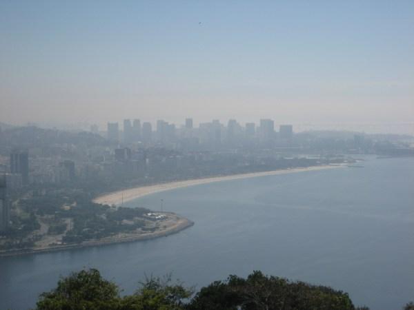 City view to Rio