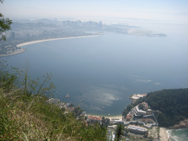 A view from the Sugarloaf mountain 4