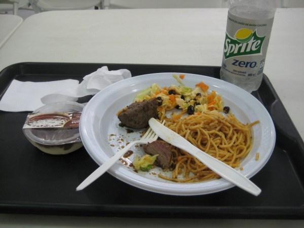 Vivians lunch