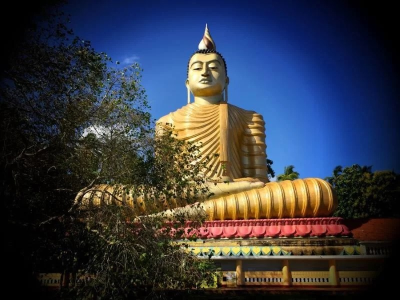 In order to live the best life, Buddhists meditate very often. Inner peace is achieved through mindful meditation.