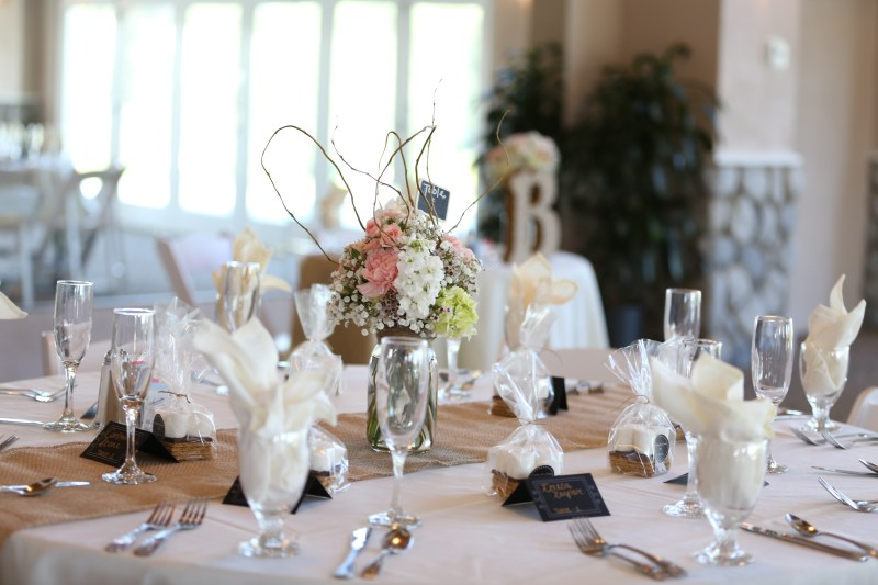 Bishop Wedding Part 4: The Reception (Venue & Decor)