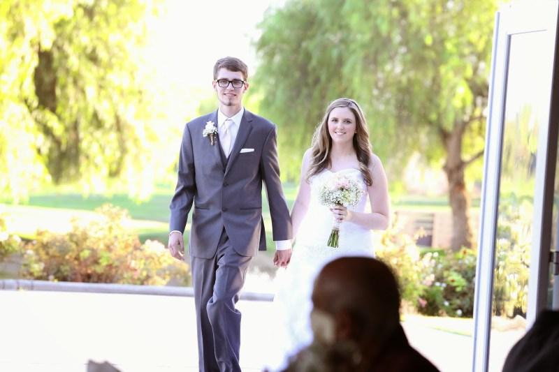 Bishop Wedding Part 5: The Reception