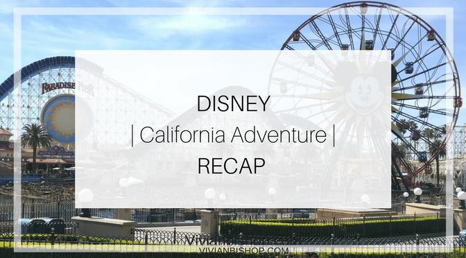 Disney's California Adventure | Day One