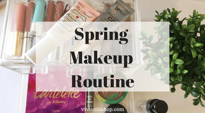 Spring Makeup Favorites
