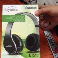 Beyution BT513 Bluetooth Wireless Headphones Review