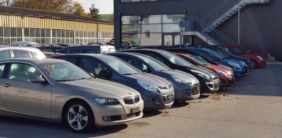 Garage Viviane Auto Chavornay