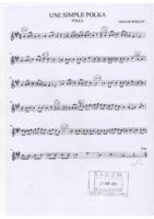 UNE SIMPLE POLKA (polka)