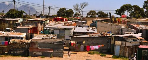 Fattigdom i Afrika