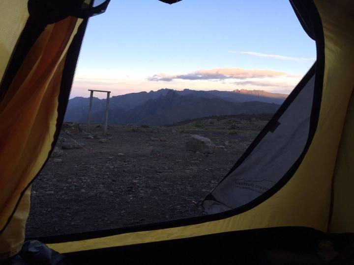 Kilimanjaro – Machame route