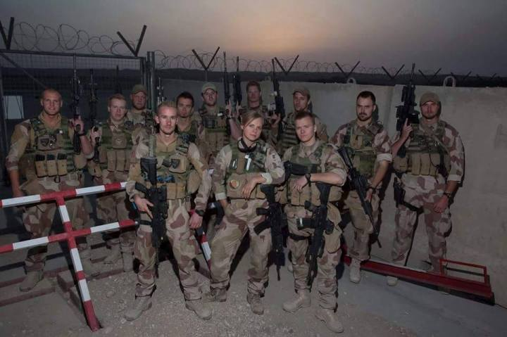 Sivil Soldat – Usynlig Veteran