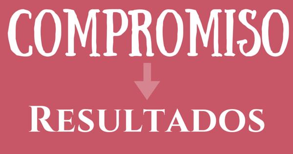 ¿Qué viene primero: el compromiso o los resultados?